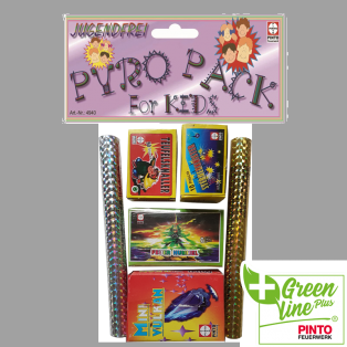 PYRO-PACK FOR KIDS (F1)